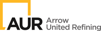 Arrow United Refining Logo