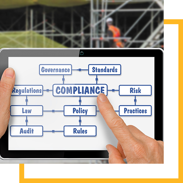 Industry-leading compliance